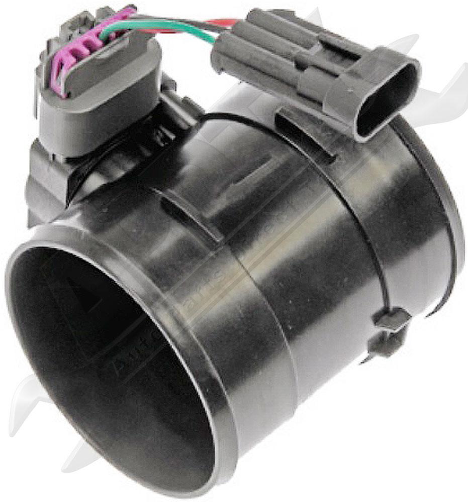 Apdty maf mass air flow sensor meter w wiring
